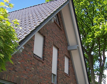 Verkleidung Dachüberstand