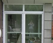 Anbau mit Fassadenverkleidung