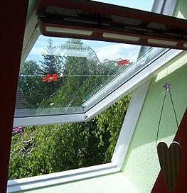 Velux Klappschwingfenster