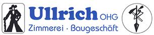 Ullrich OHG | Bauunternehmen Logo